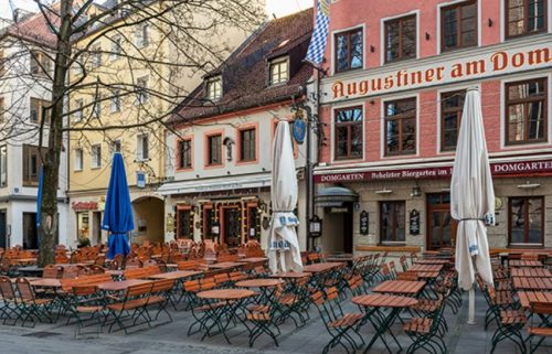 WTTC: Germany's Tourism Sector Contribution to GDP Dropped €161 Billion