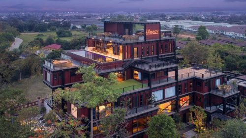 Introducing The Legacy Conceptual Residence in Pattaya