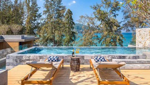 Beachfront Twinpalms MontAzure Resort Nominated for Top 25 Hotels in the World