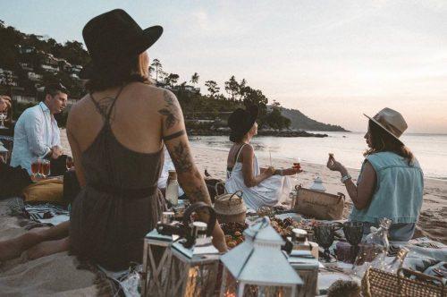 Phuket Sandbox Reopening, Initial Information