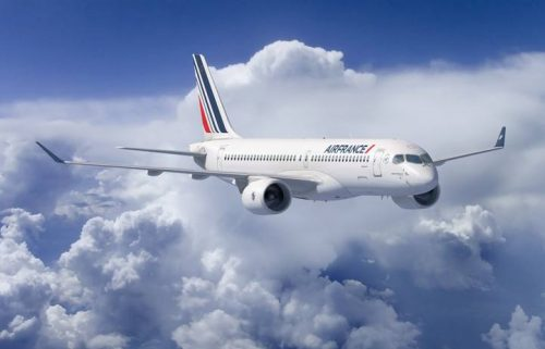 Air France Prepares for Arrival of New Airbus A220